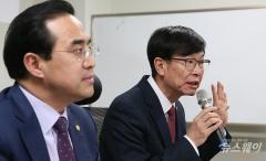 """김상조 """"가맹점주 권익증진이 최우선과제"""""""