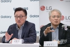 고동진 vs 권봉석, 5G 선점에 '올인'