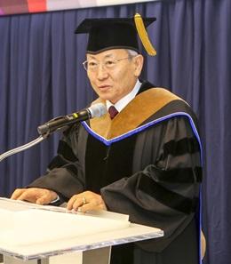 계명문화대, 제56회 전문학사 및 제11회 학사 학위수여식 거행