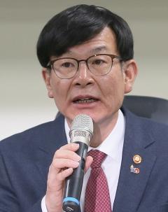 """김상조 """"공공분야서 불공정 관행 적극 개선할 것"""""""