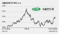 업황부진 전망 딛고 서울반도체, 거침없이 하이킥
