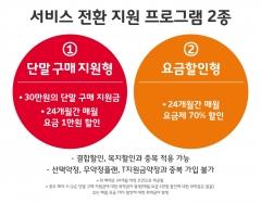"""공정위, """"SKT 2G 직권해지 약관 불공정"""" 검토"""