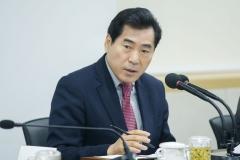 김상돈 의왕시장, 월간업무보고 부서별 업무 점검