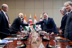 """문대통령, 모디 인도 총리와 정상회담…""""인프라 개발사업 협력 확대"""""""