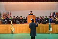 대구한의대, 2019년 입학식 진행