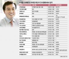 M&A 귀재 차석용 LG생건 부회장…14년간 20여개 기업 삼켰다