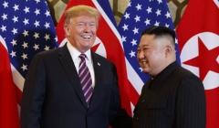 """트럼프 """"올해 어느 시점에 김정은 다시 만날 것"""""""