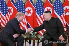 """김정은 """"비핵화 의지 없으면 여기 오지 않았다"""""""
