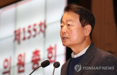 황교안, 사무총장에 한선교 내정···벌써부터 '친박' 논란