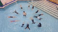 하이원, 지역 어린이·청소년 대상 생존수영 무료강습
