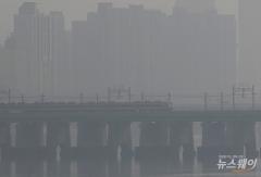 출근길 일부지역 눈 또는 비, 미세먼지 '나쁨'…비상저감조치 발령