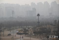 내일 전국 미세먼지 비상저감조치 시행…부산·울산 제외