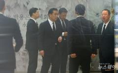 故박용곤 두산 명예회장 빈소, 재계 총수들 조문 행렬(종합)