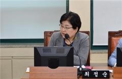 서울시의회 최정순 의원, 서울시에 미세먼지 저감대책 마련 촉구