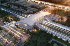 서대구 고속철도역, 실시계획 승인으로 사업 본격화