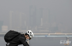 국내 유입되는 PM-10미세먼지 19%가 중국發