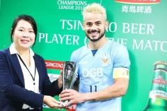 대구FC 세징야, 2019 ACL 매치데이1 'Toyota Player of the Week'