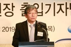 """윤석헌 금감원장 """"DLF는 '도박 상품'…금융회사가 책임져야"""""""