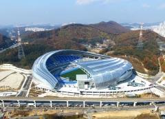 """용인시 """"한국 여자축구대표팀, 시민체육공원서 '첫 A매치' 가져"""""""