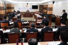 인천시의회 교육위, 인천시교육청 간부 공무원들과 간담회 가져