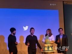 """잭 도시 트위터 CEO """"공론의 장 목표…K팝이 성장에 일조"""""""