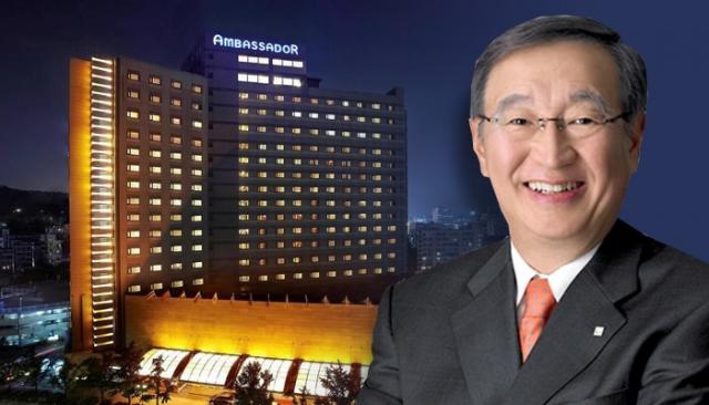 [He is]신사업으로 '세계적 호텔 기업' 꿈꾸는 서정호 앰배서더 회장