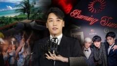 엔터株, 버닝썬 사태에 '시름'…올해 에스엠·와이지엔터·JYP, 시총 9천억원 증발