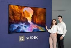 QLED vs OLED…프리미엄TV 대세는?