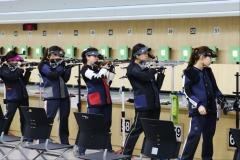인천 미추홀구청 사격선수단, 女일반부 공기소총 단체전 대회 신기록
