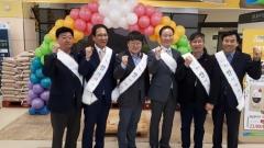 전남농협, 전국 쌀 판매 및 마케팅 활동 활발