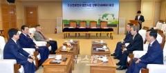 이용섭 광주광역시장, 수소연료전지 발전소 건립 협약식 참석