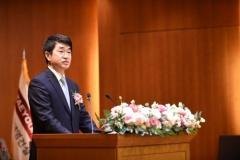 태영그룹 윤석민 회장 취임…2세 경영체제 출범
