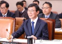 문성혁 해수장관 후보 십자포화…건보위법·위장전입·특혜채용 의혹