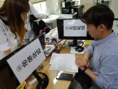 인천 미추홀구, 모바일 헬스케어 사업 우수성 입증