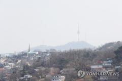 """노동절, 전국 흐리고 오후 비·미세먼지·황사 유입…""""마스크 챙기세요"""""""