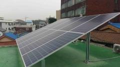 인천 미추홀구, 신재생에너지 보급 주택지원사업 시행
