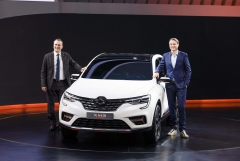 르노삼성, 로그 빠진 2020…신차 'XM3'로 대체