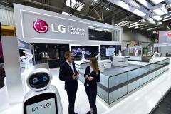 LG전자, '하노버 메세 2019' 첫 참석···산업용 로봇 등 선보여