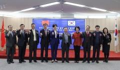 수성구, 중국 웨이하이시와 우호협력도시 관계수립 의향서 체결