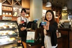 스타벅스, 현금 없는 매장 350곳 추가 운영