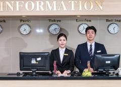 한국호텔관광실용전문학교 호텔경영학과 오페라교육 실시