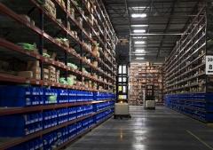 두산인프라코어, 시애틀에 북미 세 번째 부품공급센터 개장