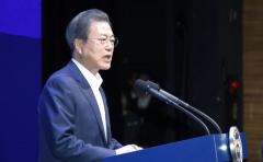 문 대통령 지지율 47%…'외교 잘함' 긍정 평가