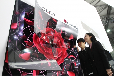 LG디스플레이, 일반 조명용 OLED 사업 철수