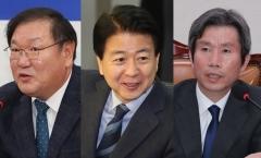 '위기의 민주당', 한달 남은 원내대표 선거 주목…예상 힘든 3파전