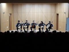 수원대, 지역주민 위한 재능기부공연 봉사활동