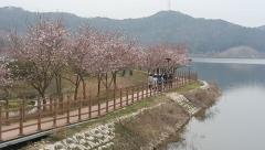 김제 금평곁길, 모악산 관광 필수코스로 인기몰이