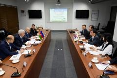 손병석 코레일 사장, 아제르바이잔철도와 대륙철도 시대 협력 방안 모색