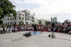 광주프린지페스티벌, '웃음꽃 피는 아시아' 향한 대장정