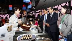 aT, 임시정부수립 100주년과 연계 '2019 상하이 K-Food Fair' 개최